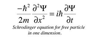quantum mechanics formula